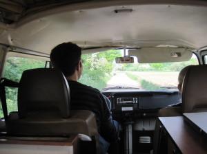 Mooie weggetjes met het Volkswagen busje